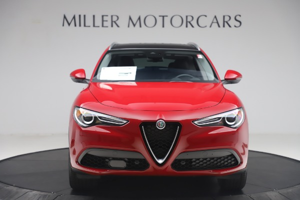 New 2020 Alfa Romeo Stelvio Q4 for sale Sold at Rolls-Royce Motor Cars Greenwich in Greenwich CT 06830 12