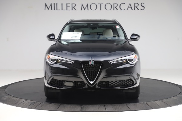 New 2020 Alfa Romeo Stelvio Ti Q4 for sale $50,895 at Rolls-Royce Motor Cars Greenwich in Greenwich CT 06830 12