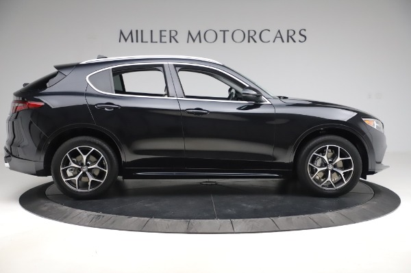 New 2020 Alfa Romeo Stelvio Ti Q4 for sale $50,895 at Rolls-Royce Motor Cars Greenwich in Greenwich CT 06830 9