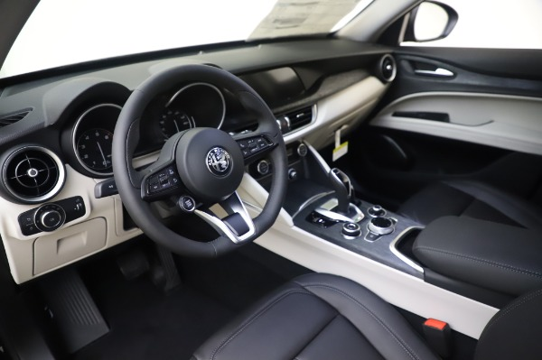 New 2020 Alfa Romeo Stelvio Q4 for sale Sold at Rolls-Royce Motor Cars Greenwich in Greenwich CT 06830 13