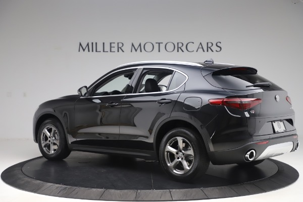 New 2020 Alfa Romeo Stelvio Q4 for sale Sold at Rolls-Royce Motor Cars Greenwich in Greenwich CT 06830 4
