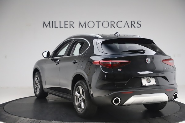 New 2020 Alfa Romeo Stelvio Q4 for sale Sold at Rolls-Royce Motor Cars Greenwich in Greenwich CT 06830 5