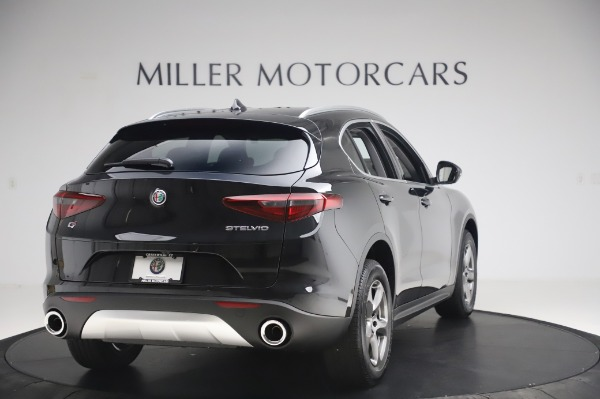 New 2020 Alfa Romeo Stelvio Q4 for sale Sold at Rolls-Royce Motor Cars Greenwich in Greenwich CT 06830 7