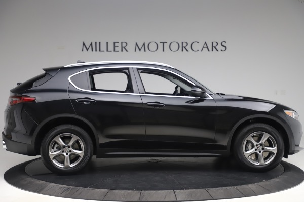 New 2020 Alfa Romeo Stelvio Q4 for sale Sold at Rolls-Royce Motor Cars Greenwich in Greenwich CT 06830 9