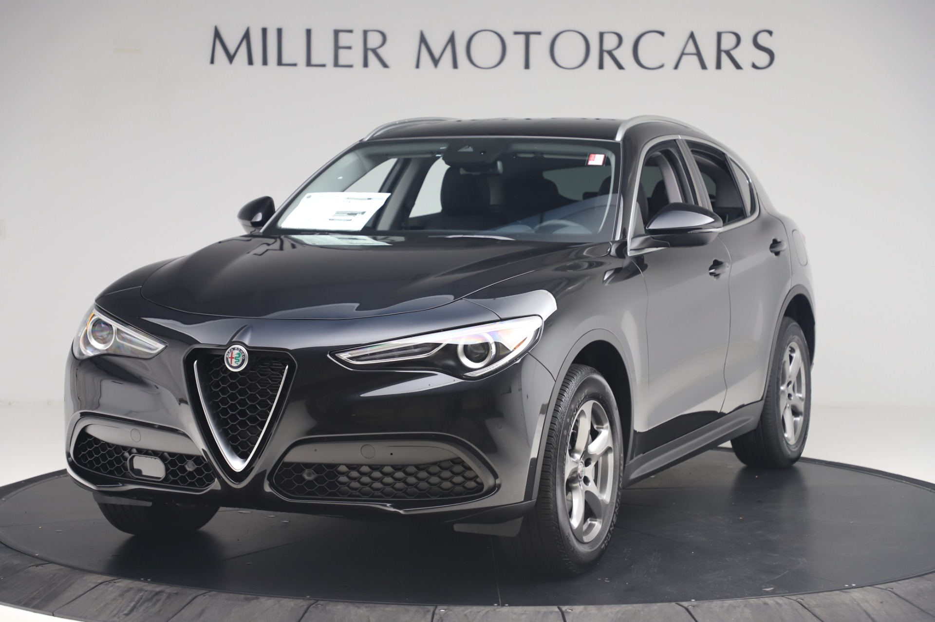 New 2020 Alfa Romeo Stelvio Q4 for sale Sold at Rolls-Royce Motor Cars Greenwich in Greenwich CT 06830 1