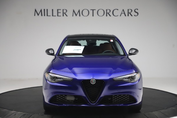 New 2020 Alfa Romeo Giulia Q4 for sale $47,845 at Rolls-Royce Motor Cars Greenwich in Greenwich CT 06830 12