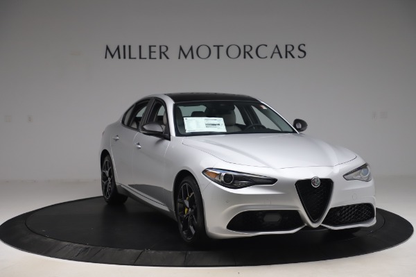 New 2020 Alfa Romeo Giulia Sport Q4 for sale Sold at Rolls-Royce Motor Cars Greenwich in Greenwich CT 06830 11
