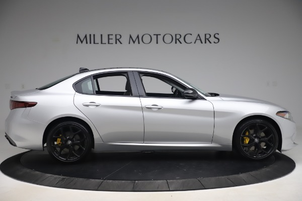 New 2020 Alfa Romeo Giulia Sport Q4 for sale Sold at Rolls-Royce Motor Cars Greenwich in Greenwich CT 06830 9