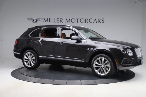 Used 2017 Bentley Bentayga W12 for sale $138,900 at Rolls-Royce Motor Cars Greenwich in Greenwich CT 06830 10
