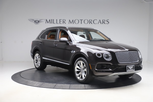 Used 2017 Bentley Bentayga W12 for sale $138,900 at Rolls-Royce Motor Cars Greenwich in Greenwich CT 06830 11