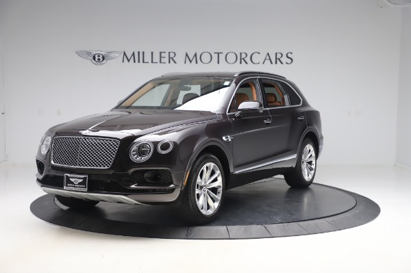 Used 2017 Bentley Bentayga W12 for sale $138,900 at Rolls-Royce Motor Cars Greenwich in Greenwich CT 06830 2