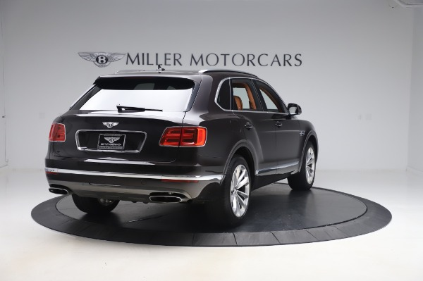 Used 2017 Bentley Bentayga W12 for sale $138,900 at Rolls-Royce Motor Cars Greenwich in Greenwich CT 06830 7