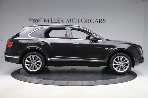Used 2017 Bentley Bentayga W12 for sale $138,900 at Rolls-Royce Motor Cars Greenwich in Greenwich CT 06830 9