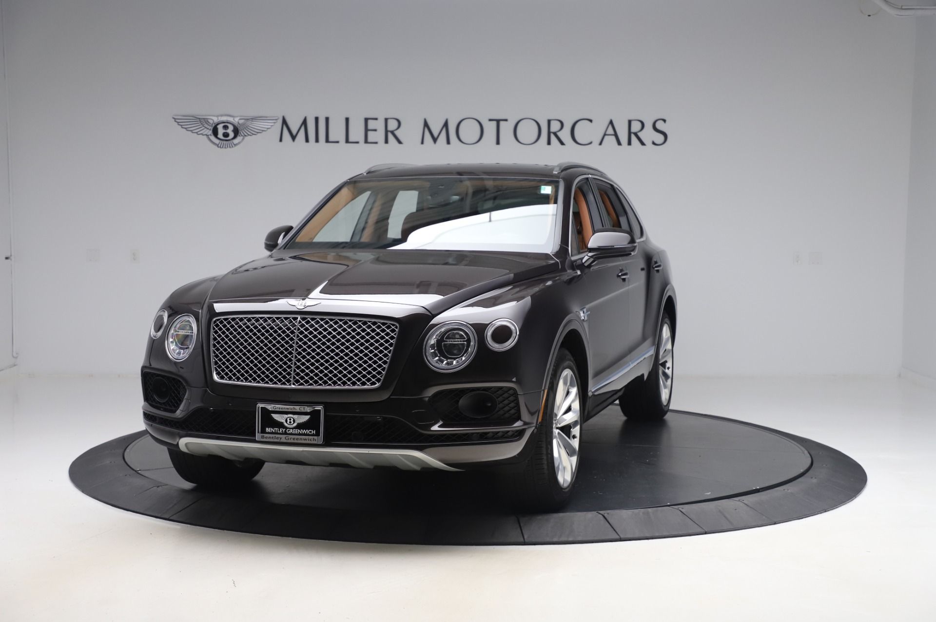 Used 2017 Bentley Bentayga W12 for sale $138,900 at Rolls-Royce Motor Cars Greenwich in Greenwich CT 06830 1