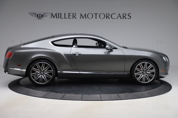 Used 2013 Bentley Continental GT Speed for sale Sold at Rolls-Royce Motor Cars Greenwich in Greenwich CT 06830 10