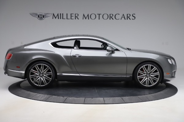 Used 2013 Bentley Continental GT Speed for sale Sold at Rolls-Royce Motor Cars Greenwich in Greenwich CT 06830 11