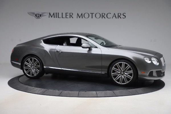 Used 2013 Bentley Continental GT Speed for sale Sold at Rolls-Royce Motor Cars Greenwich in Greenwich CT 06830 12