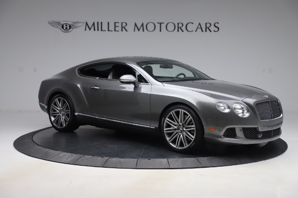 Used 2013 Bentley Continental GT Speed for sale Sold at Rolls-Royce Motor Cars Greenwich in Greenwich CT 06830 13