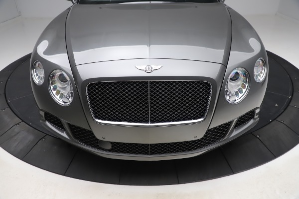Used 2013 Bentley Continental GT Speed for sale Sold at Rolls-Royce Motor Cars Greenwich in Greenwich CT 06830 15