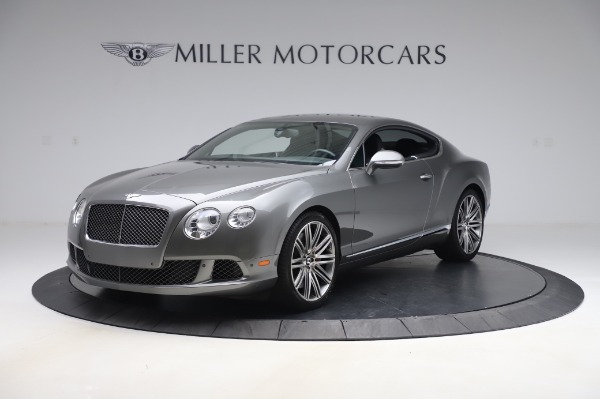 Used 2013 Bentley Continental GT Speed for sale Sold at Rolls-Royce Motor Cars Greenwich in Greenwich CT 06830 2
