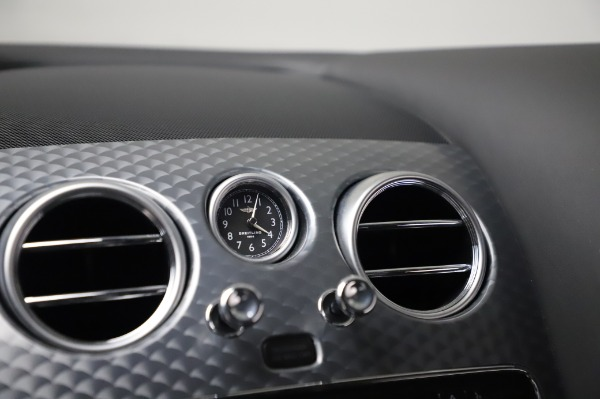 Used 2013 Bentley Continental GT Speed for sale Sold at Rolls-Royce Motor Cars Greenwich in Greenwich CT 06830 22