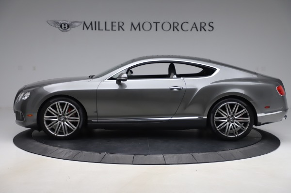 Used 2013 Bentley Continental GT Speed for sale Sold at Rolls-Royce Motor Cars Greenwich in Greenwich CT 06830 3