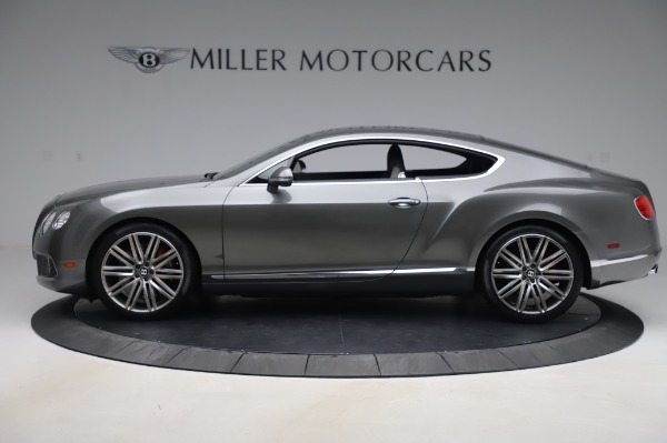 Used 2013 Bentley Continental GT Speed for sale Sold at Rolls-Royce Motor Cars Greenwich in Greenwich CT 06830 4