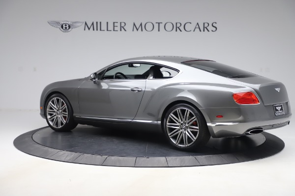 Used 2013 Bentley Continental GT Speed for sale Sold at Rolls-Royce Motor Cars Greenwich in Greenwich CT 06830 5