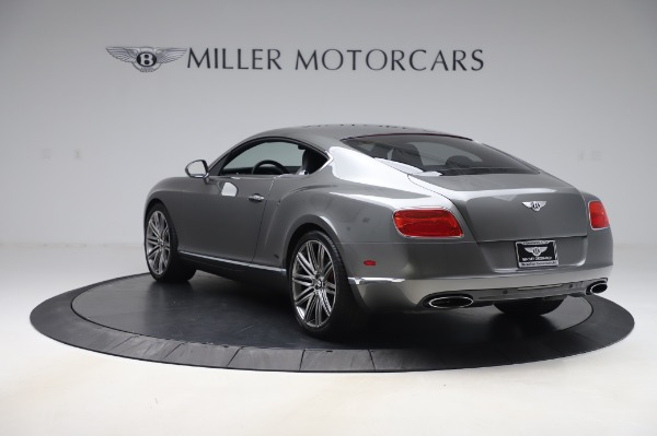 Used 2013 Bentley Continental GT Speed for sale Sold at Rolls-Royce Motor Cars Greenwich in Greenwich CT 06830 6