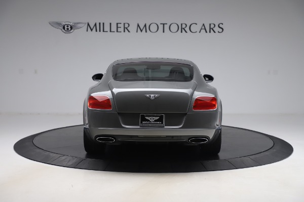 Used 2013 Bentley Continental GT Speed for sale Sold at Rolls-Royce Motor Cars Greenwich in Greenwich CT 06830 7