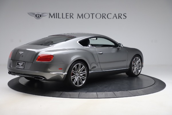 Used 2013 Bentley Continental GT Speed for sale Sold at Rolls-Royce Motor Cars Greenwich in Greenwich CT 06830 9