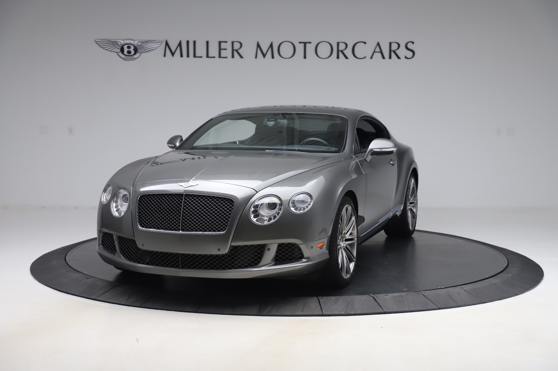 Used 2013 Bentley Continental GT Speed for sale Sold at Rolls-Royce Motor Cars Greenwich in Greenwich CT 06830 1