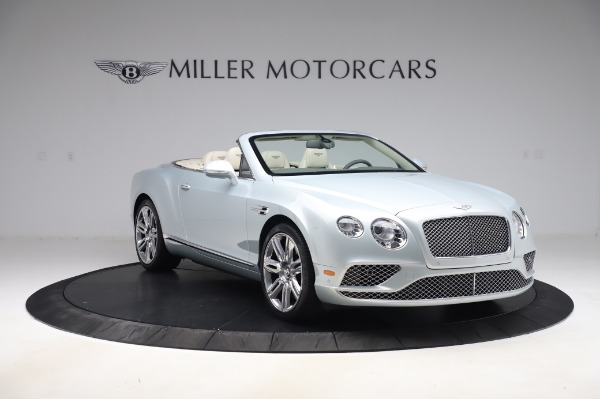 Used 2017 Bentley Continental GTC V8 for sale $156,900 at Rolls-Royce Motor Cars Greenwich in Greenwich CT 06830 11