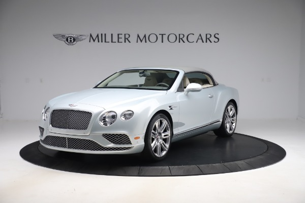 Used 2017 Bentley Continental GTC V8 for sale $156,900 at Rolls-Royce Motor Cars Greenwich in Greenwich CT 06830 13