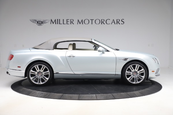 Used 2017 Bentley Continental GTC V8 for sale $156,900 at Rolls-Royce Motor Cars Greenwich in Greenwich CT 06830 17