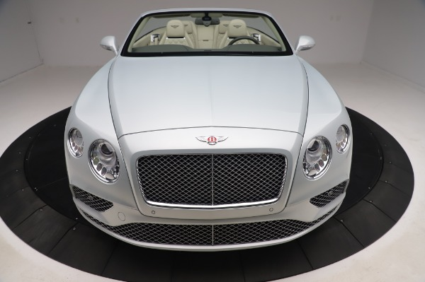 Used 2017 Bentley Continental GTC V8 for sale $156,900 at Rolls-Royce Motor Cars Greenwich in Greenwich CT 06830 19