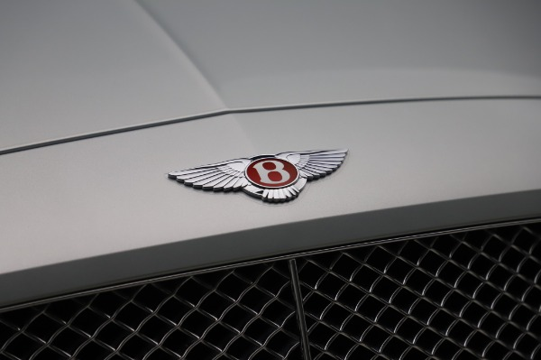 Used 2017 Bentley Continental GTC V8 for sale $156,900 at Rolls-Royce Motor Cars Greenwich in Greenwich CT 06830 20