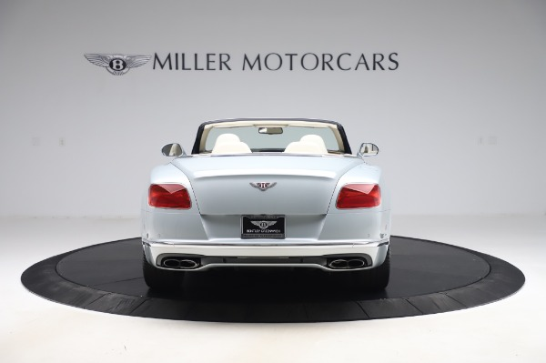 Used 2017 Bentley Continental GTC V8 for sale $156,900 at Rolls-Royce Motor Cars Greenwich in Greenwich CT 06830 6