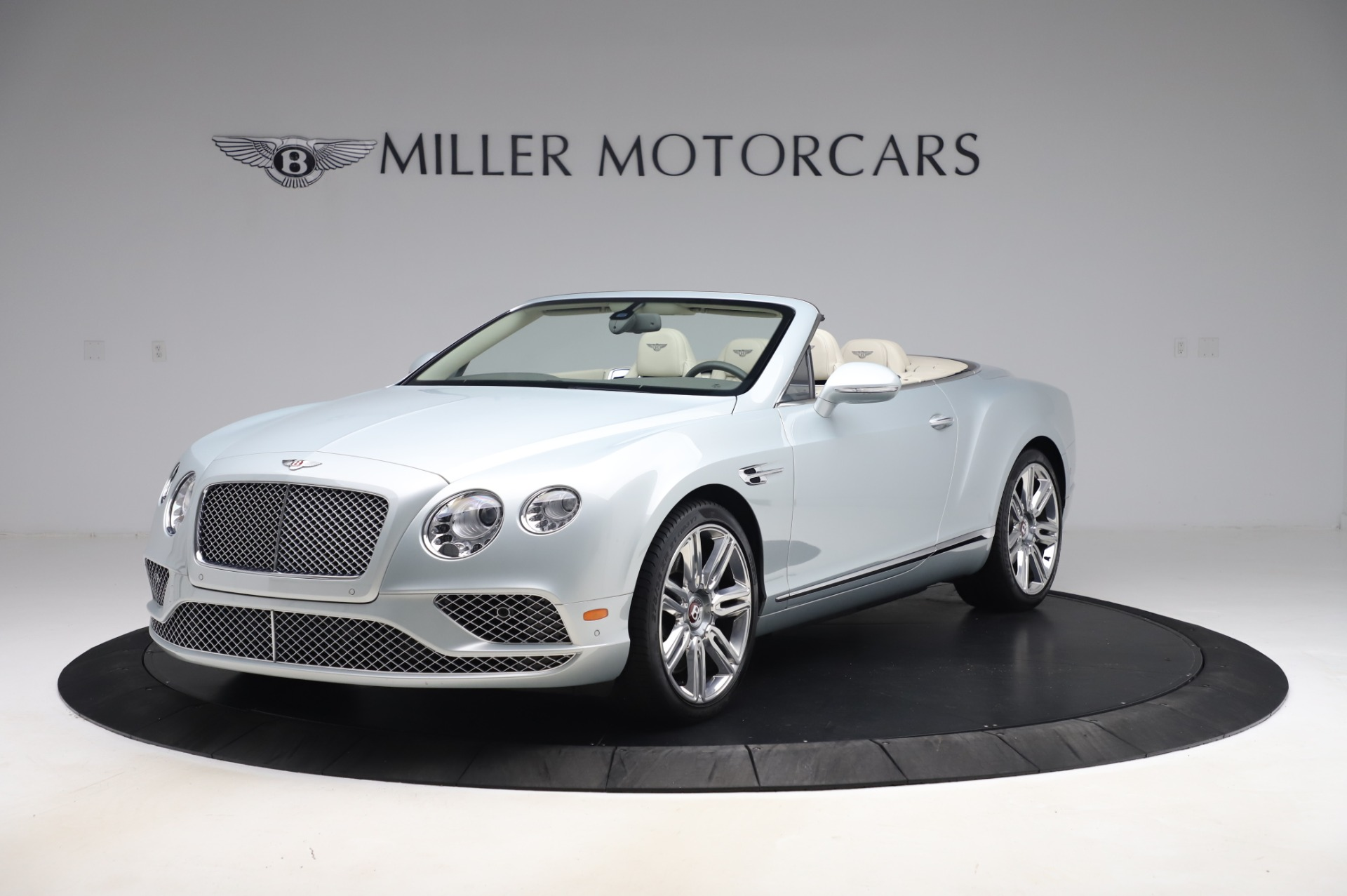 Used 2017 Bentley Continental GTC V8 for sale $156,900 at Rolls-Royce Motor Cars Greenwich in Greenwich CT 06830 1