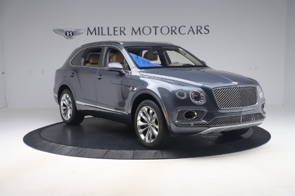 Used 2017 Bentley Bentayga W12 for sale Call for price at Rolls-Royce Motor Cars Greenwich in Greenwich CT 06830 11