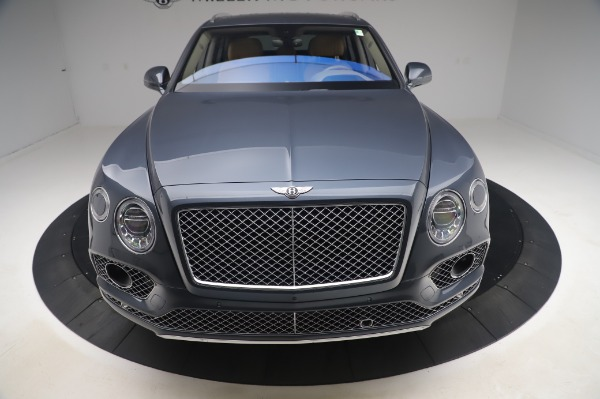 Used 2017 Bentley Bentayga W12 for sale Call for price at Rolls-Royce Motor Cars Greenwich in Greenwich CT 06830 13