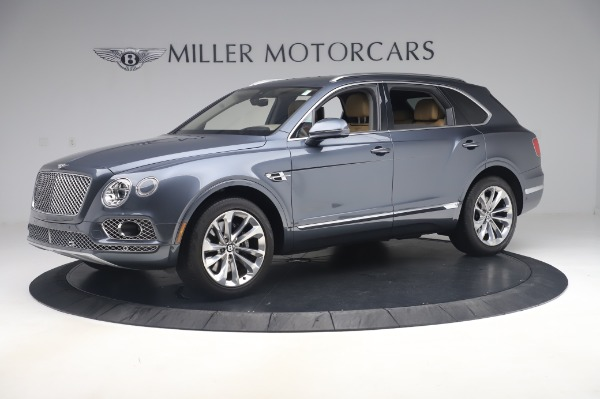 Used 2017 Bentley Bentayga W12 for sale Call for price at Rolls-Royce Motor Cars Greenwich in Greenwich CT 06830 2