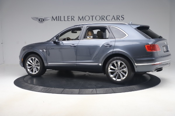 Used 2017 Bentley Bentayga W12 for sale Call for price at Rolls-Royce Motor Cars Greenwich in Greenwich CT 06830 4