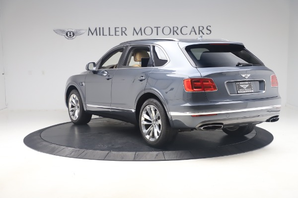 Used 2017 Bentley Bentayga W12 for sale Call for price at Rolls-Royce Motor Cars Greenwich in Greenwich CT 06830 5