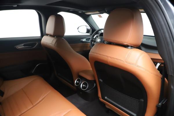 New 2020 Alfa Romeo Giulia Ti Sport Q4 for sale Sold at Rolls-Royce Motor Cars Greenwich in Greenwich CT 06830 28
