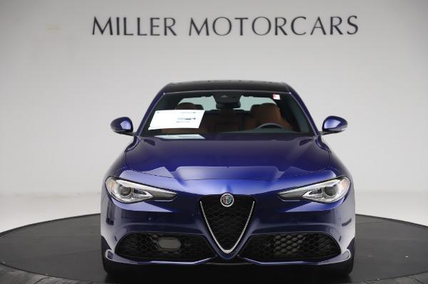 New 2020 Alfa Romeo Giulia Ti Sport Q4 for sale $51,495 at Rolls-Royce Motor Cars Greenwich in Greenwich CT 06830 12