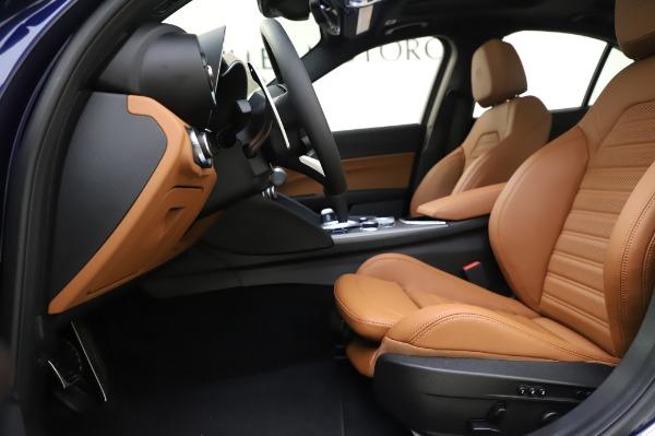 New 2020 Alfa Romeo Giulia Ti Sport Q4 for sale $51,495 at Rolls-Royce Motor Cars Greenwich in Greenwich CT 06830 14