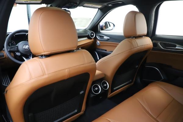 New 2020 Alfa Romeo Giulia Ti Sport Q4 for sale $51,495 at Rolls-Royce Motor Cars Greenwich in Greenwich CT 06830 20