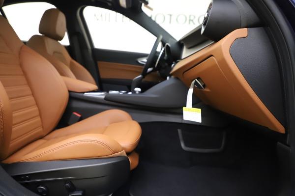 New 2020 Alfa Romeo Giulia Ti Sport Q4 for sale $51,495 at Rolls-Royce Motor Cars Greenwich in Greenwich CT 06830 23