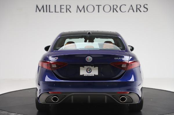 New 2020 Alfa Romeo Giulia Ti Sport Q4 for sale $51,495 at Rolls-Royce Motor Cars Greenwich in Greenwich CT 06830 6